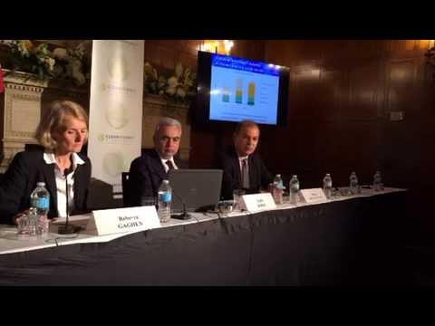Fatih Birol, International Energy Agency (IEA)  Kamel Ben Naceur  at CEM7