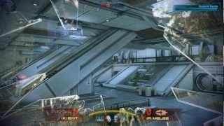 Jenn Mass Effect 3 HD 16 - Evacuating Grissom Academy B, Kahlee, Jack, Anderson