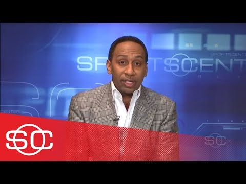 Stephen A. Smith says the Rockets have made a statement to the Warriors | SportsCenter | ESPN