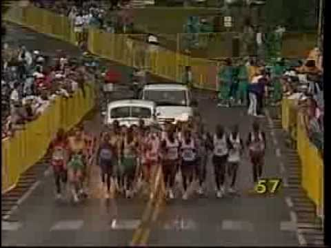 1994 Commonwealth Games Mens Marathon - Victoria Canada