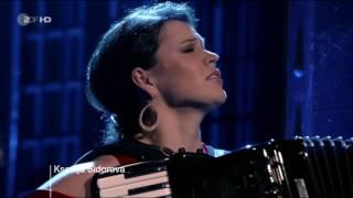 Ksenija Sidorova: E. Lecuona - La Malaguena (ZDF Klassik live im Club, 16-4-2017) 1080p, HD