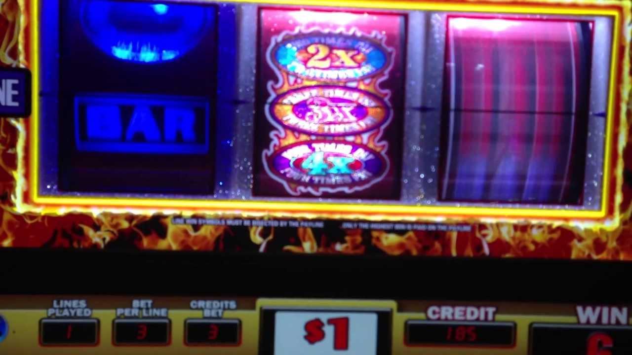 Super Hot 7s Slot Machine
