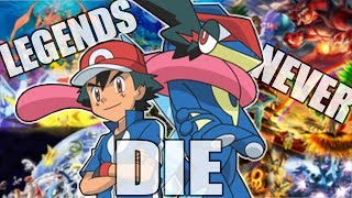 Pokemon AMV Legends Never Die 50 Sub Special