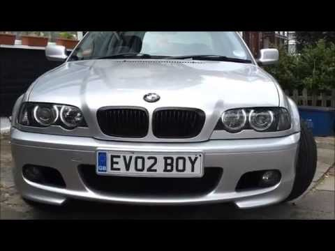 BMW E46 Projector Pre Face Lift Angel Eye Conversion By Autolights