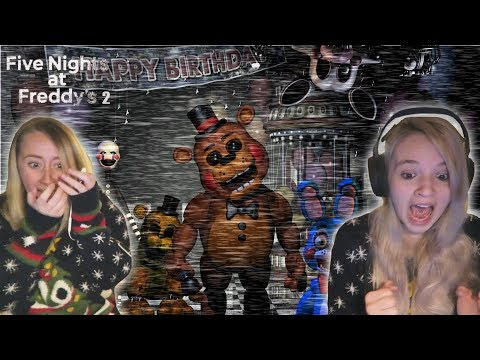 FIVE NIGHTS AT FREDDY'S 2 with Laura and Larissa thumbnail