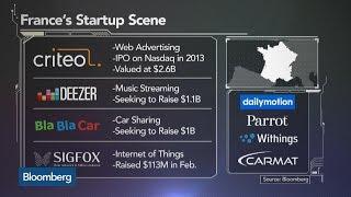 Paris's Thriving Startup Scene