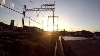 近鉄12200系臨時運転撮影
