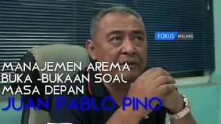 AKHIRNYA MANAJEMEN AREMA FC PUTUSKAN NASIB PINO