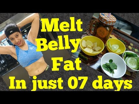 drinks-that-burn-belly-fat-||-homemade-fat-burning-drinks-||-fitfunda