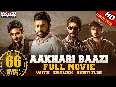 Aakhari Baazi 2019 New Released Full Hindi Dubbed Movie || Nara Rohit, Aadhi, Sundeep Kishan