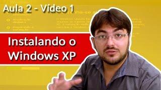 Como Formatar e Instalar o Windows XP (Atualizado) 2016