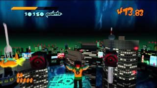 Jet Set Radio - Final Boss + Ending