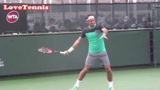 ATP Forehands In Slow Motion - Federer, Nadal & Many More ❤️️TENNIS