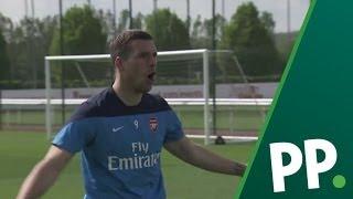Arsenal Spieler reagieren auf gemeine Tweets