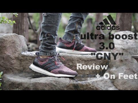 2018 Adidas Ultra Boost 4.0 CNY Chinese New Year 8 13 Black Red BB6173 | eBay