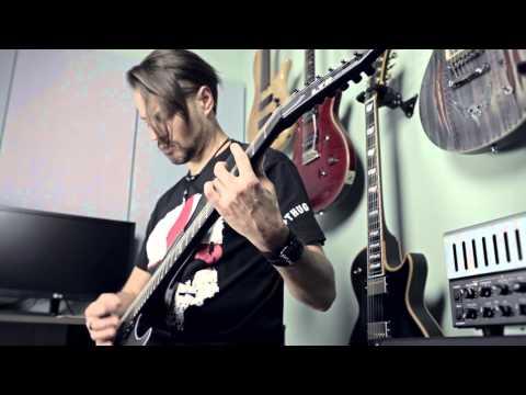 ESP LTD MH-2015 Anniversary - Carvin V3M - Metal Test