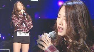 KrieSha Tiu Singing 'Emergency Room' With Full Of Emotion 《KPOP STAR 6》 EP09
