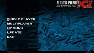Menu Music - Delta Force Xtreme 2 | Full HD | 1080p
