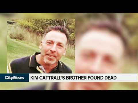 Actress Kim Cattrall's brother found dead in central Alberta