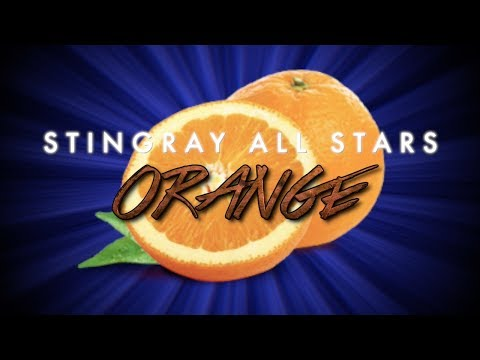 Stingray Allstars Orange 2017-18
