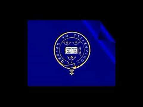 Oxford University 3D Logo