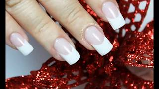 How to make acrylic nails at home ♥ Deko Uñas