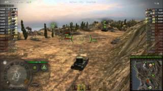 World of Tanks - SU-26 no zoom kill