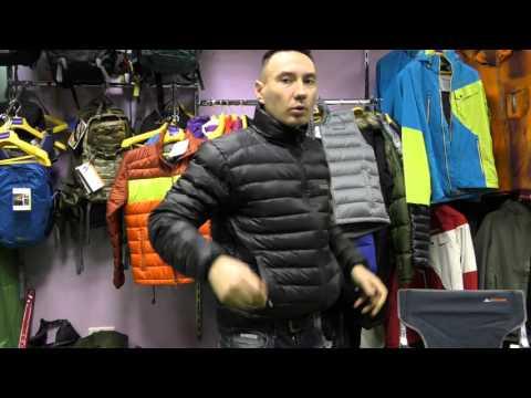 легкий пуховик marmot zeus jacket   mens