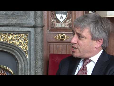 Commons Speaker, John Bercow, answers your questions about his role as Speaker