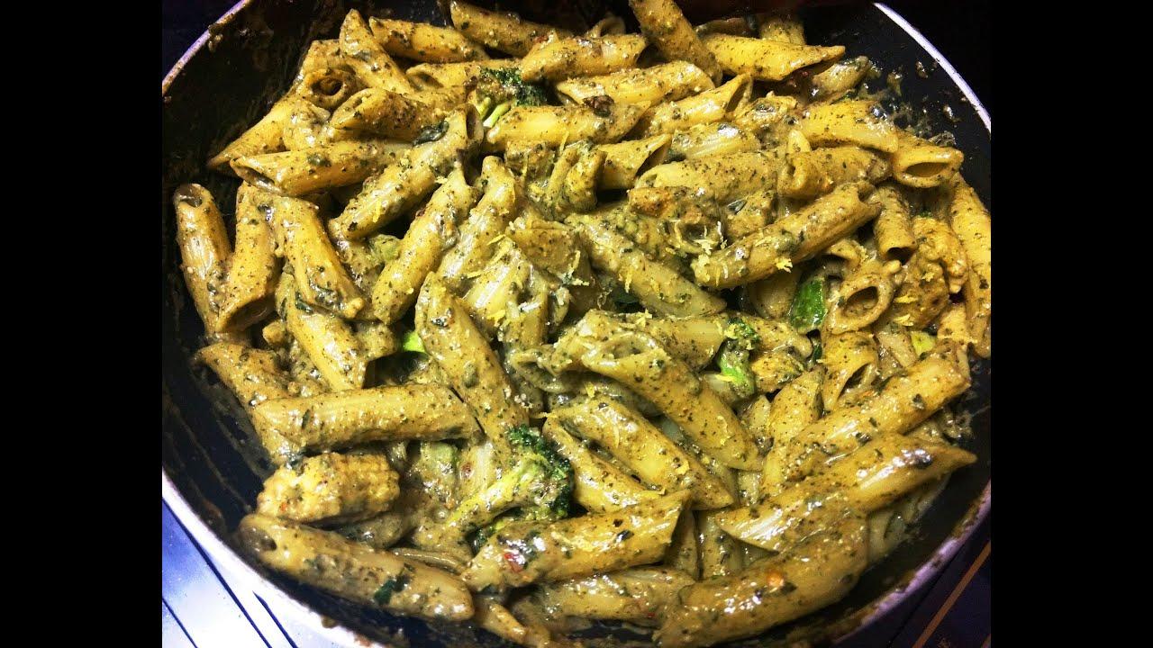 Pesto pasta exotic veg pesto sauce pasta recipe penne pasta with pesto pasta exotic veg pesto sauce pasta recipe penne pasta with homemade pesto sauce forumfinder Images