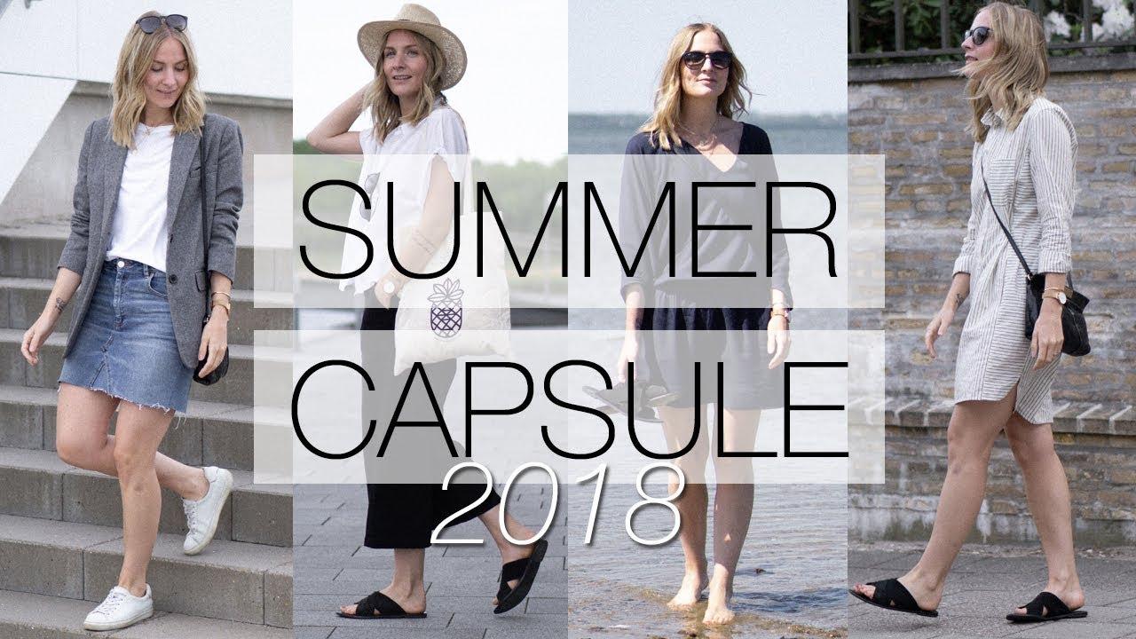Summer capsule wardrobe | Part 2: overview, haul & lookbook 2