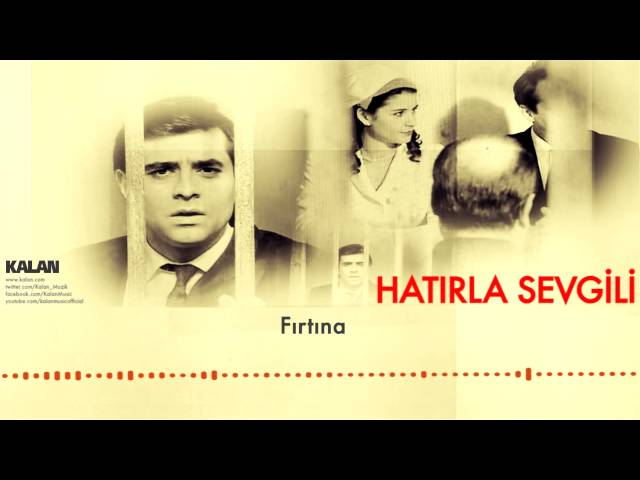 Kemal Sahir Gürel feat. Eylem Aktaş - Fırtına [ Hatırla Sevgili © 2007 Kalan Müzik ]