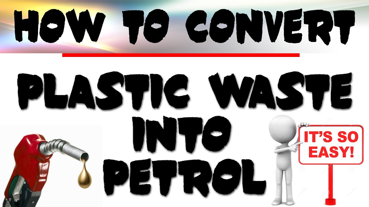 How to make petrol from plastic waste ( PYROLYSIS ) AMAZING!!!!!