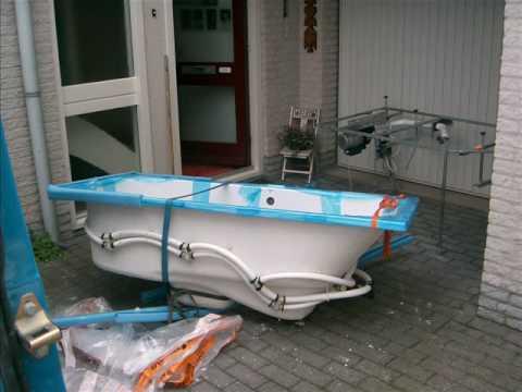 Totale renovatie badkamer uitgevoerd door Scheffer Badkamers uit ...