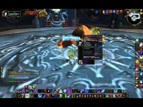 Icecrown Citadel 25man heroic solo death knight