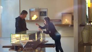 Sylvester Stallone buys jewelry on Valentine's Day for Jennifer Flavin - Subscribe