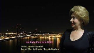 Maria Alice Ferreira _   Um Fado Para Esta Noite