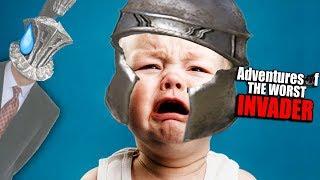 When The Gankers Get Ganked...- Adventures Of The WORST Dark Souls 3 Invader