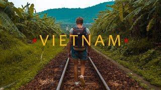 [ Natural 4k ] Vietnam Backpacking Adventure | Travel
