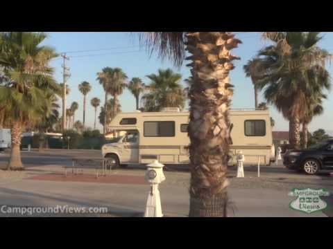 Desert Palms Mobile Home And RV Park Bakersfield California CA