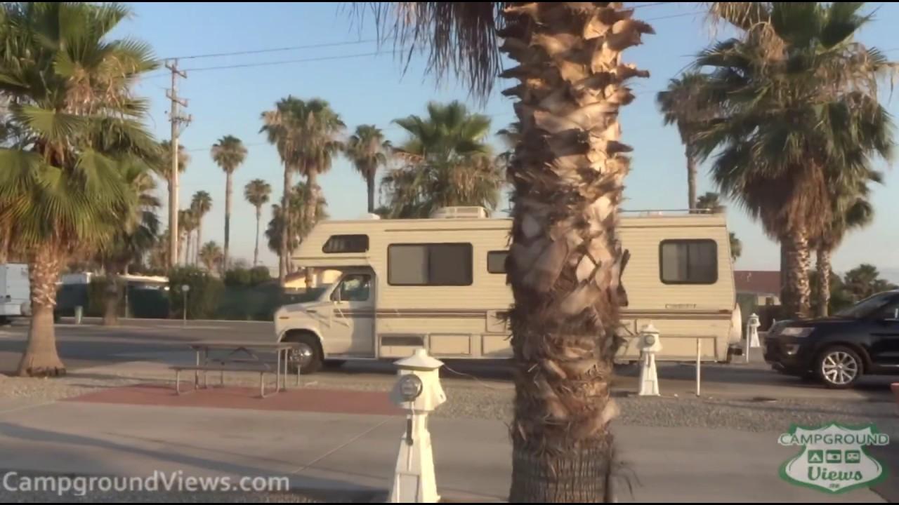 Desert Palms Mobile Home And RV Park Bakersfield California CA
