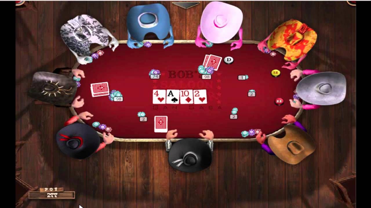 Poker of governor online how to play spanish 21 blackjack