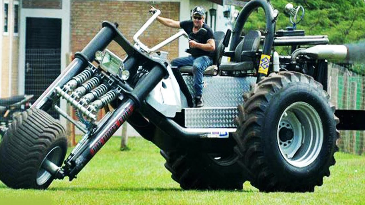 Most Unusual And Weirdest Motorcycles Ever Made | Funny Motorcycles ...