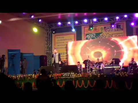 Main shayar to nahin by shailender singh live at kolkata