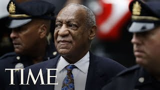 Bill Cosby And His Accusers Arrive At Court For The Second Day Of Sentencing | TIME