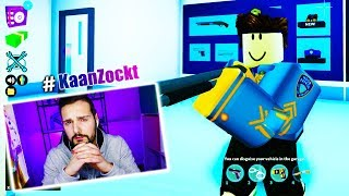1. MAL POLIZIST AT ROBLOX JAIL BREAK! Good or bad cop? Helicopter action! #KaanZockt
