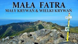 MAA FATRA - Wielki Krywa 1709 M 22052016