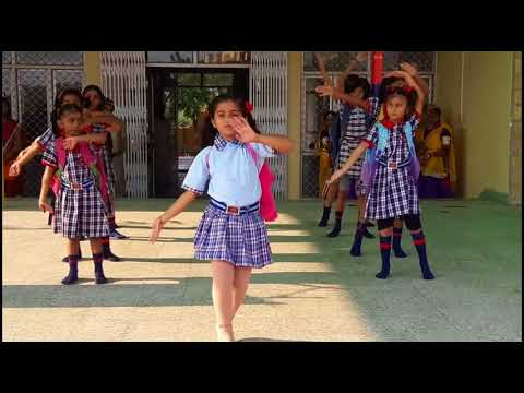 SCHOOL CHALE HUM_ AWESOME DANCE PERFORMANCE BY PRIMARY KIDS