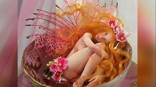 Абсент Фея & Чайные Феи // Absinthe Faerie & Tea Faeries (Art, Nicole West) HD