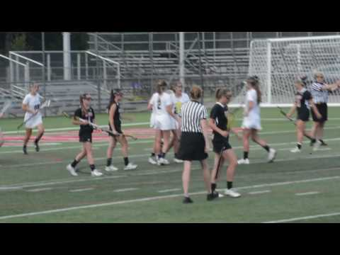 Highlights: Skaneateles' Woodruff, Goodell score on free position shots in state title game